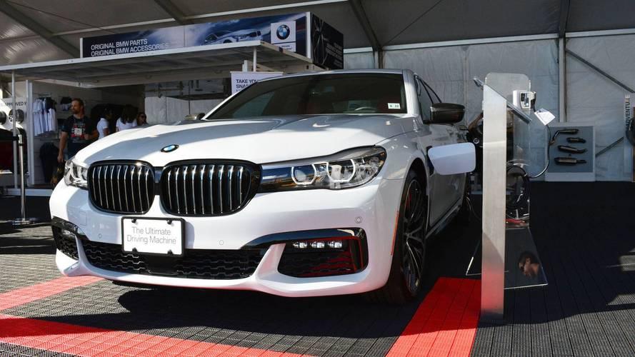BMW 7 Serisi ve X5 daha güçlü hibritlere kavuşacak