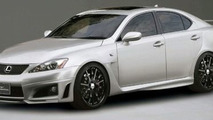 Lexus IS-F Styled by Wald