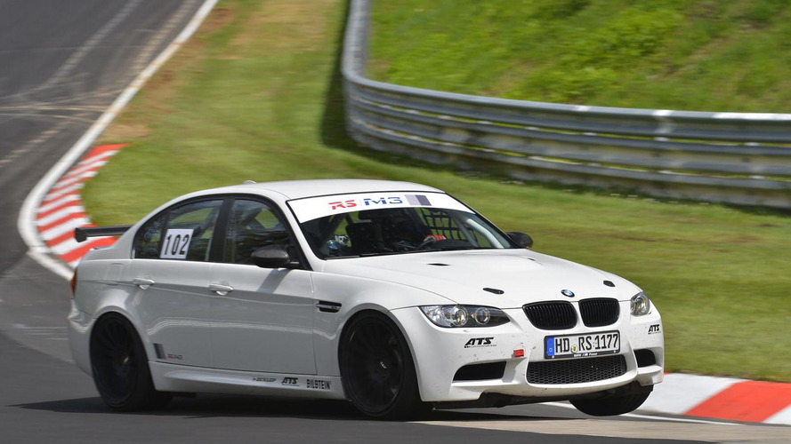 BMW M3 tuned by RS Racing