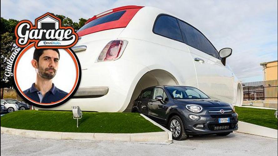 """Fiat 500X: """"piccolo"""" 1.3 Multijet, """"grande"""" common rail  [VIDEO]"""