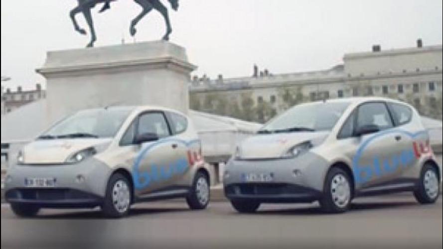 Car sharing: Bolloré sbarca in America