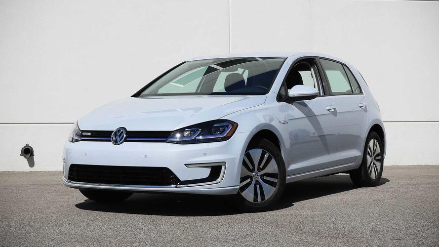 2017 Volkswagen e-Golf İncelemesi