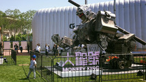 Greatmetal Monkey King Giant Robot
