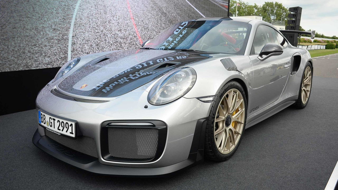 Porsche 911 GT2 RS Hit 208 MPH At Nurburgring, Says Mark