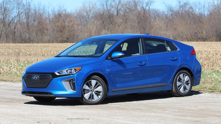 2018 Hyundai IONIQ Plug-In Hybrid Priced From $24,950