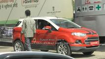 Ford EcoSport bicolor - Flagra