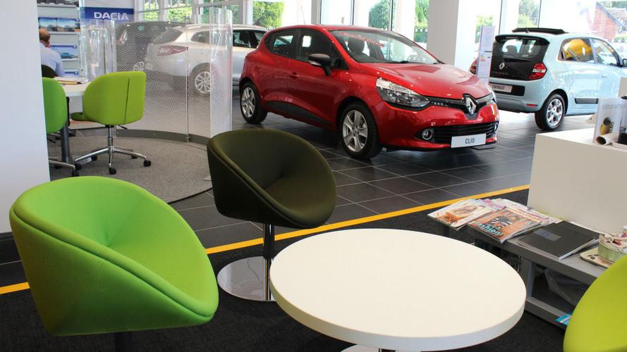 UK Leads EU New Car Sales Decline