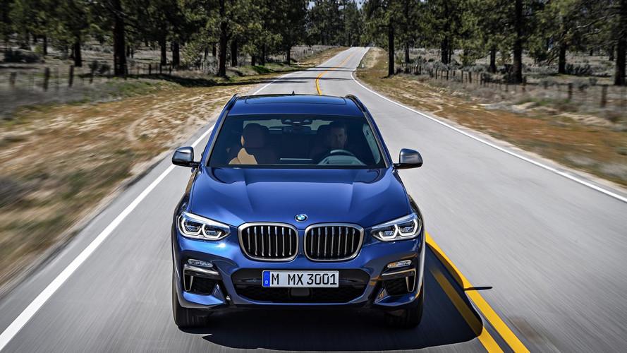 BMW Elektrikli X3'ün adını iX3 koyabilir