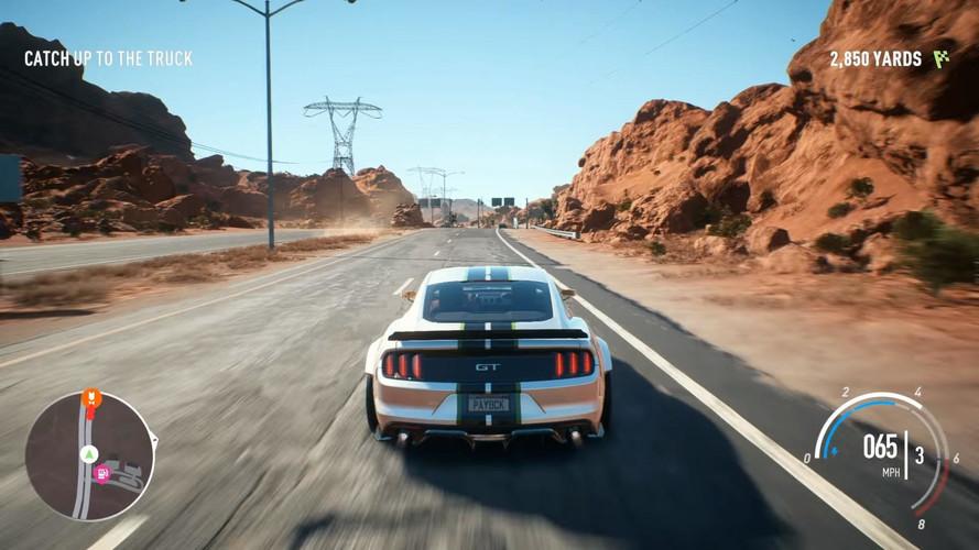 Need for Speed Payback'in yeni videosu Hızlı ve Öfkeli fragmanı gibi