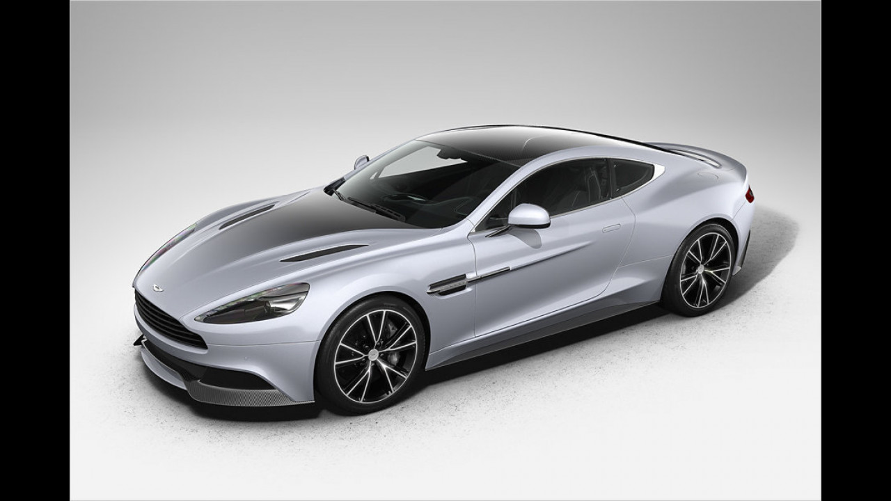 Aston Martin Vanquish ,Centenary Edition