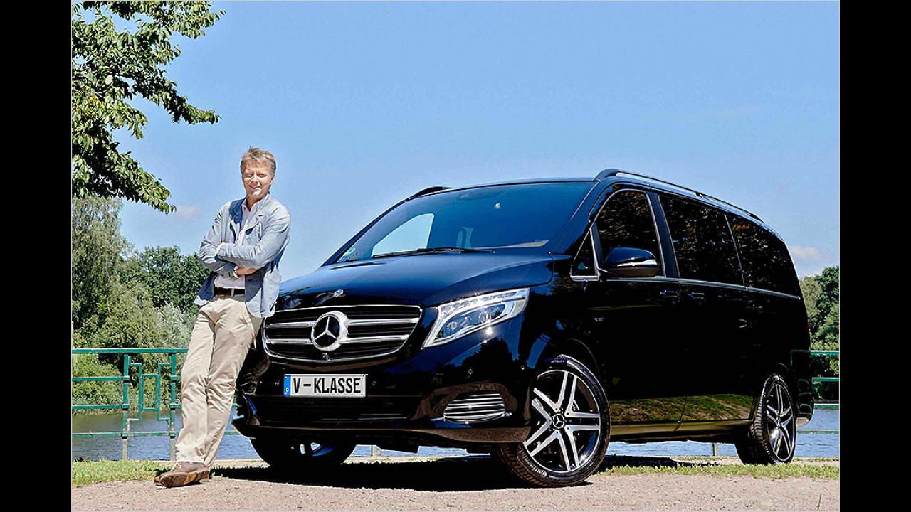 Jörg Pilawa: Mercedes V-Klasse