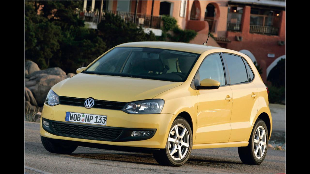 VW Polo (2009)