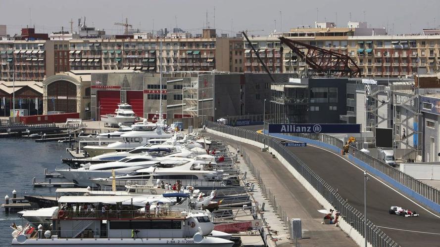 Terror threats as F1 world descends on Valencia