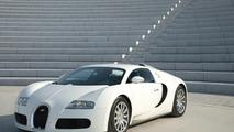 Bugatti Veyron - white