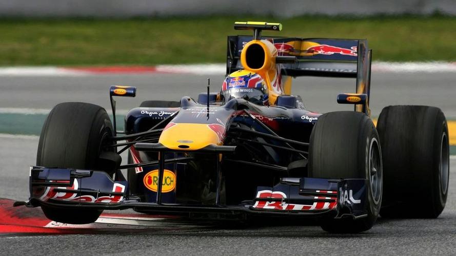 F1 mirror ban delayed until Barcelona