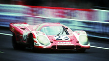 Porsche Celebrates 40th Anniversary of Porsche 917