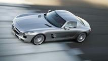 2010 Mercedes-Benz SLS AMG Gullwing - hi res