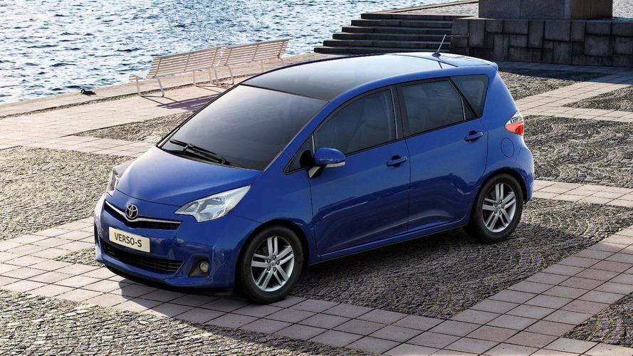 Toyota debuts in Paris - Verso S announced