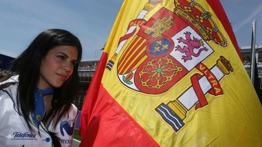 Name tweak for F1 track in Barcelona