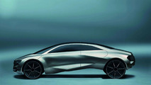 Audi Intelligent Emotion future mobility concept study by Sylvain Wehnert