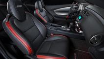 Chevrolet Camaro Red Flash