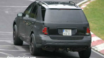 2008 Mercedes-Benz MLX-Class SUV