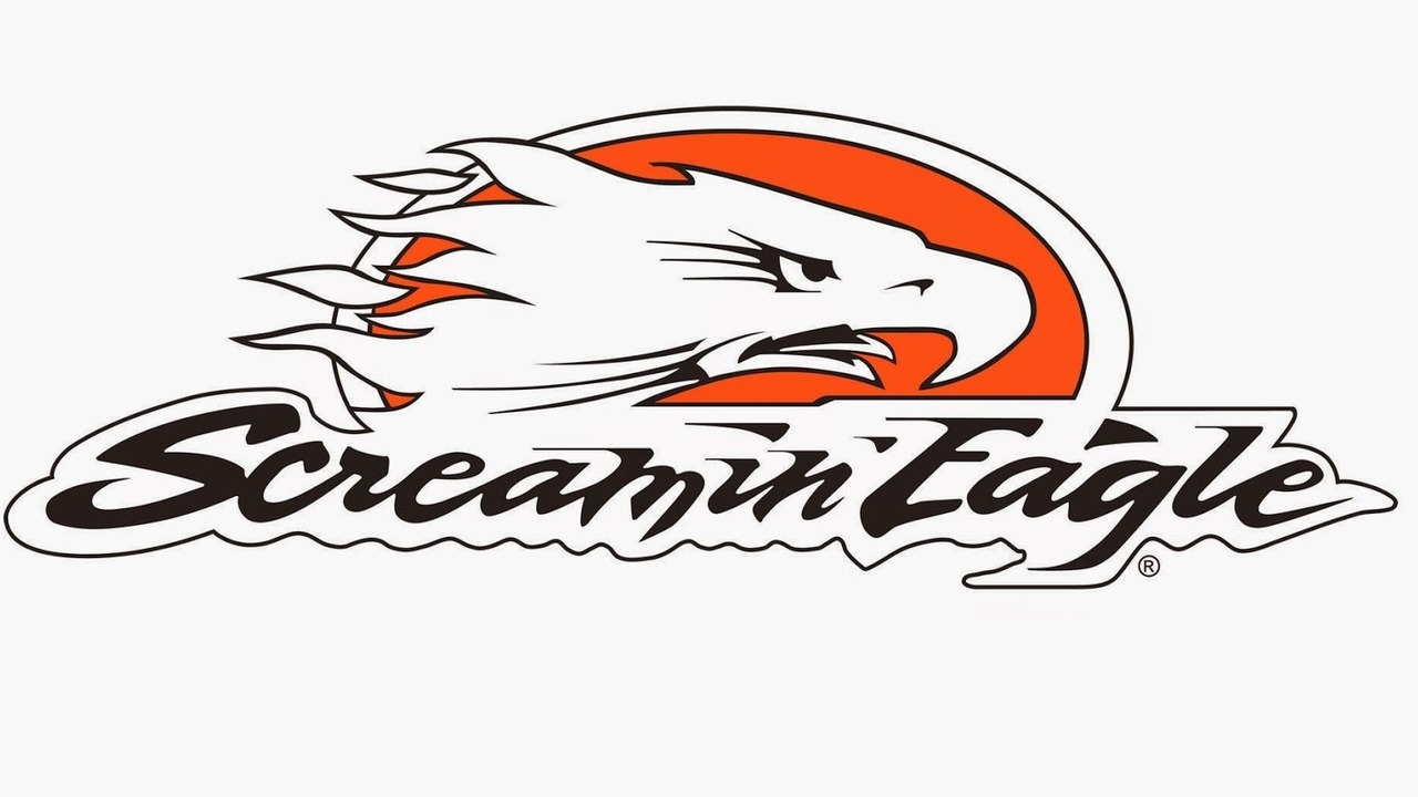 Screamin' Eagle logo