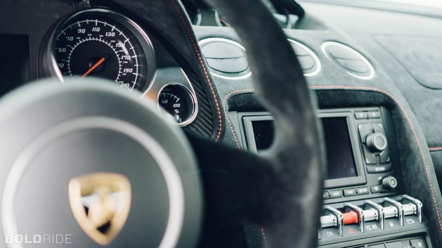 Lamborghini Urus - La première photo volée venue de Munich