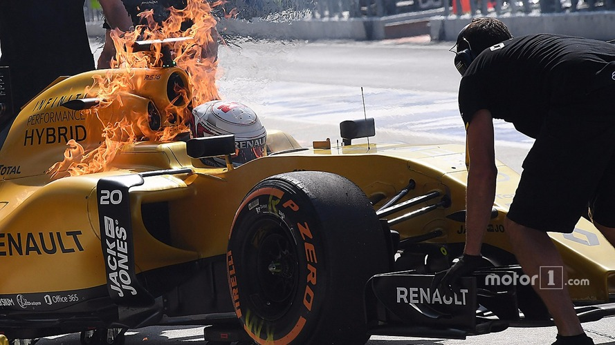 Magnussen: Fire shows importance of extraction times with Halo