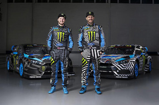 This is How Ken Block's Ford Focus RS Rallycross Car Was Built