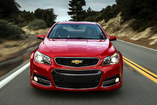 Chevrolet SS Could Get a Supercharged New Engine