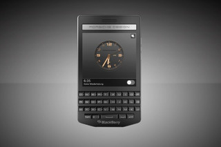 Porsche and BlackBerry Unveil New Phone, No One Lines Up