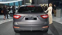 2017 Maserati Levante, New York