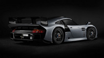 Road-legal Porsche 911 GT1 Evolution to be auctioned