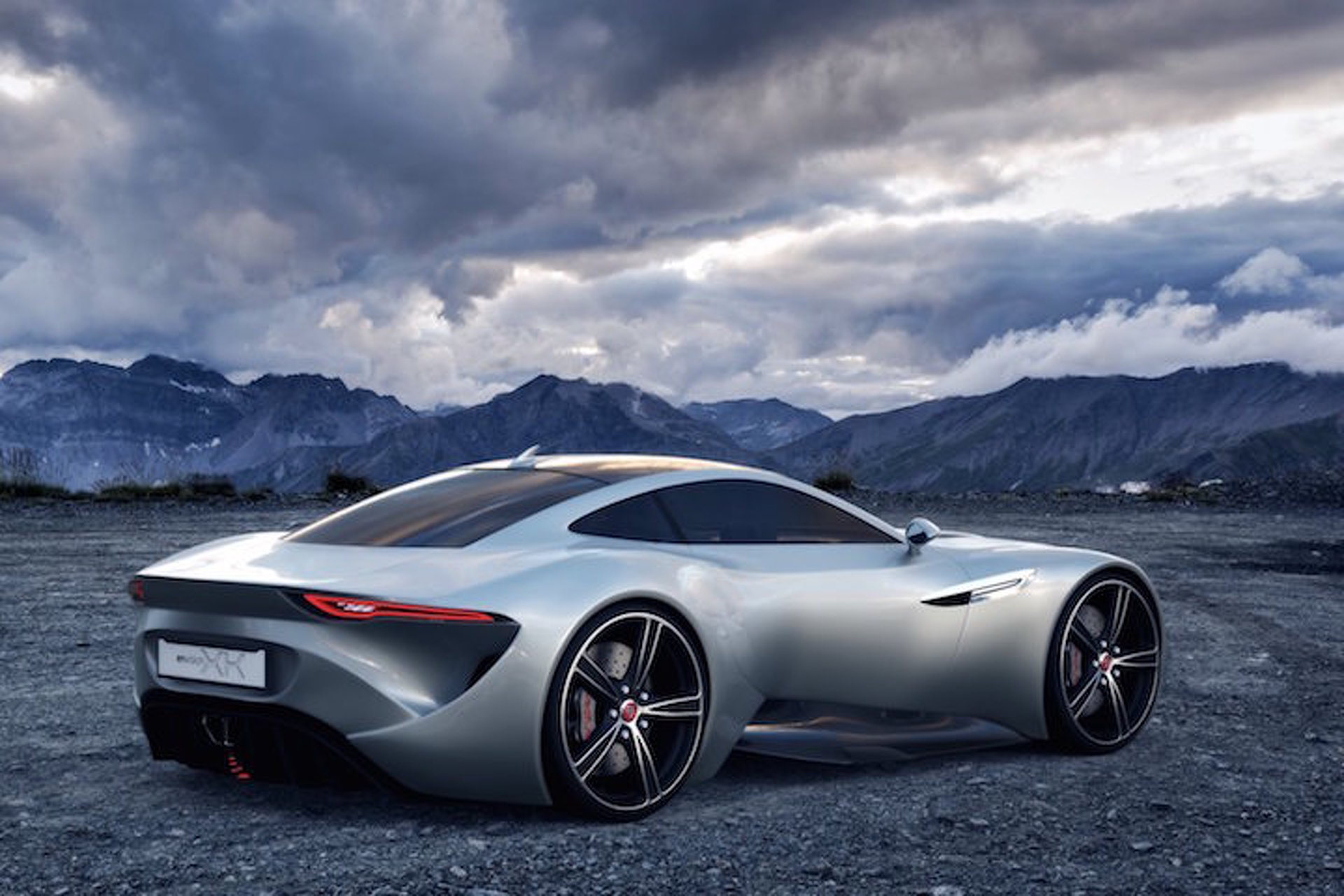 jaguar xk reborn as a refined 600hp sports car. Black Bedroom Furniture Sets. Home Design Ideas