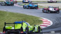 #40 Krohn Racing Ligier JS P2 - Judd: Tracy Krohn, Nic Jonsson, Julien Canal