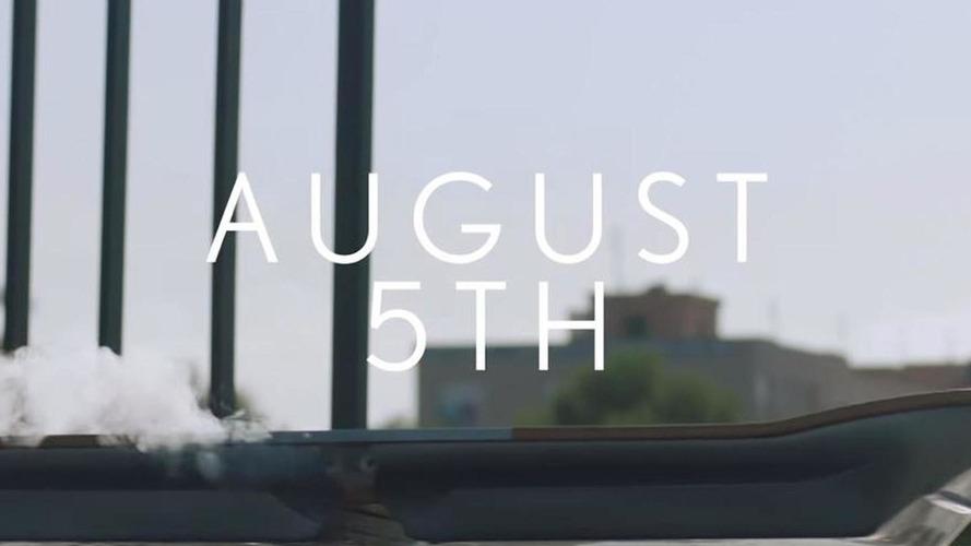 Lexus hoverboard teased yet again ahead of August 5 reveal [video]