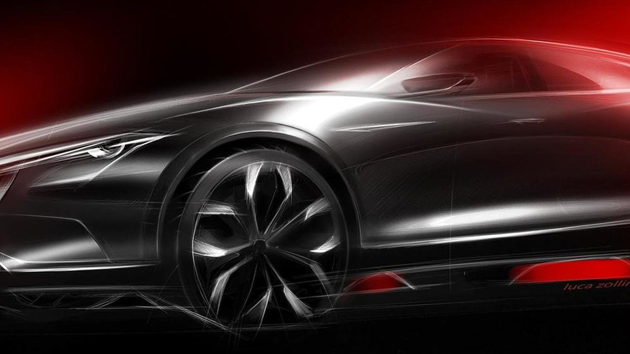 Mazda teases Koeru sporty crossover concept ahead of Frankfurt debut