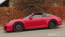 Porsche 911 Targa 4 GTS (2017) - Test Drive