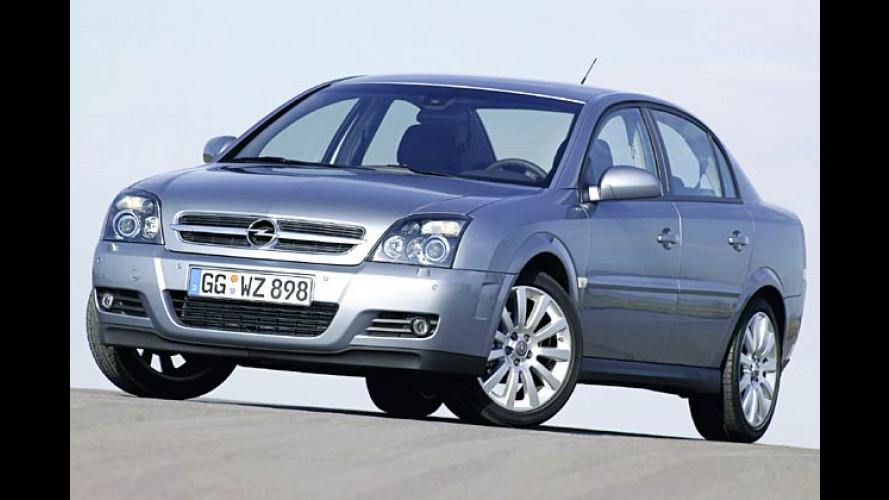 Opel Vectra: 80 Prozent der Diesel werden mit Filter bestellt