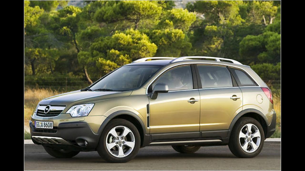 Opel Antara 2.0 CDTI DPF