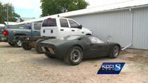 Stolen Ford GT40 Replica