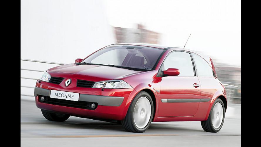 Renault Mégane: Automatik nun auch für einen Diesel