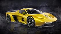 Fittipaldi Motors EF7 GTR