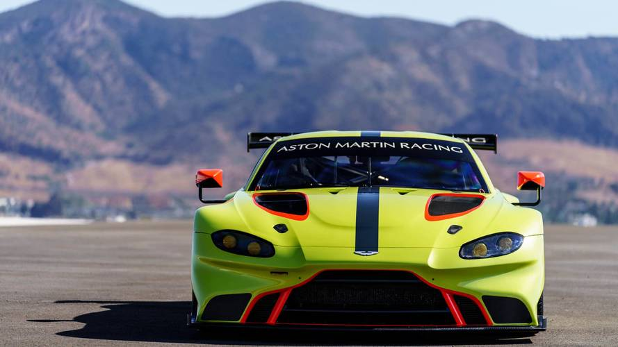 Aston Martin to introduce two new racing cars in 2019
