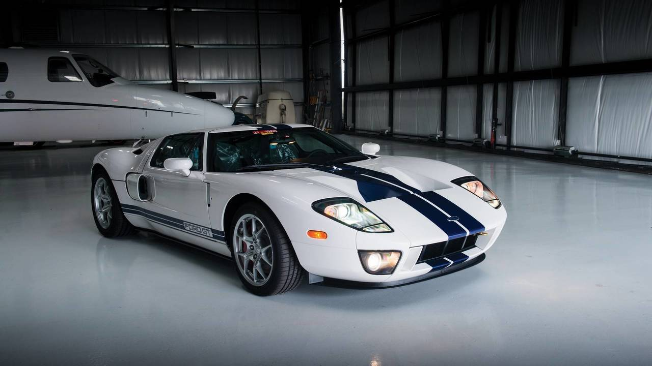 Ford ford gt images : 2006 Ford GT for sale | Motor1.com Photos
