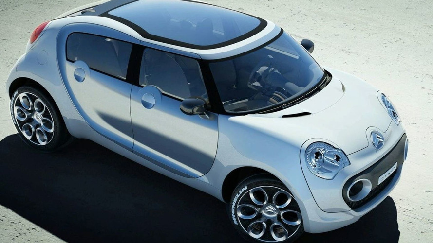 Citroen 2CV successor coming in 2014