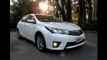 Toyota Corolla é o carro preferido pelos executivos - veja ranking