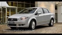 Fiat anuncia oficialmente a nova versão Linea LX 2010 e nova denominação HLX - Veja os preços