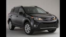Toyota RAV4 2013 é lançado no Chile - Preço inicial equivale a R$ 46.350